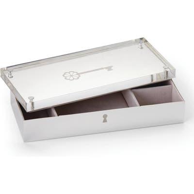 Kate Spade New York Key Court Jewelry Box - Metallic
