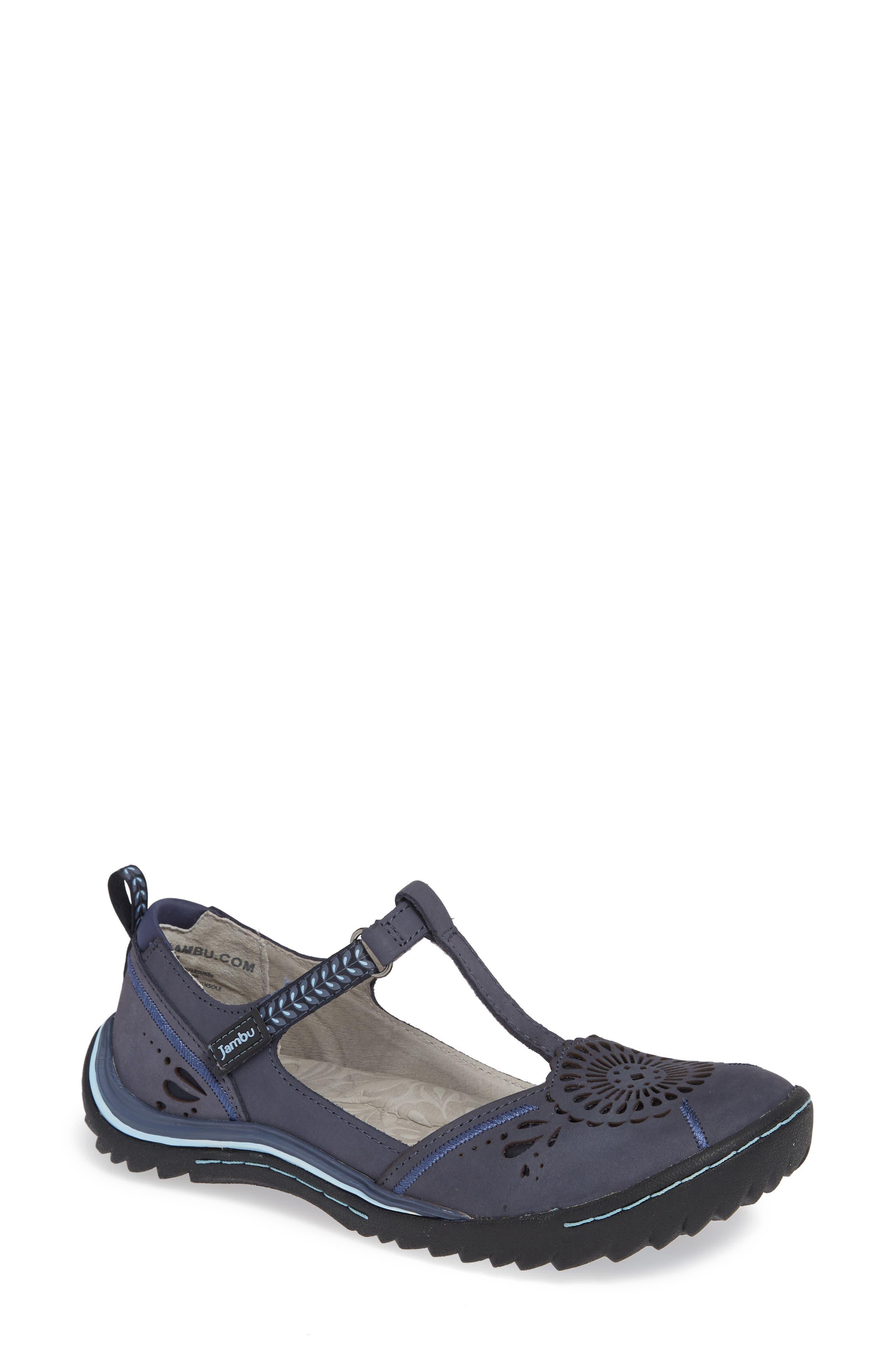 Jambu Sunkist Strappy Sneaker, Blue