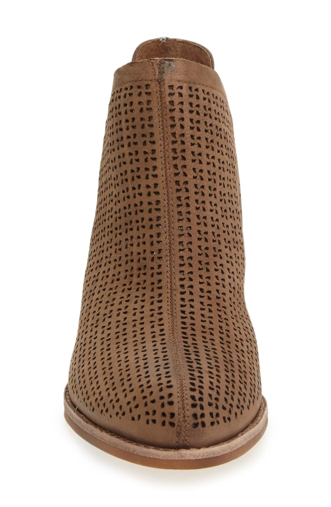 ,                             Celena Perforated Bootie,                             Alternate thumbnail 16, color,                             210
