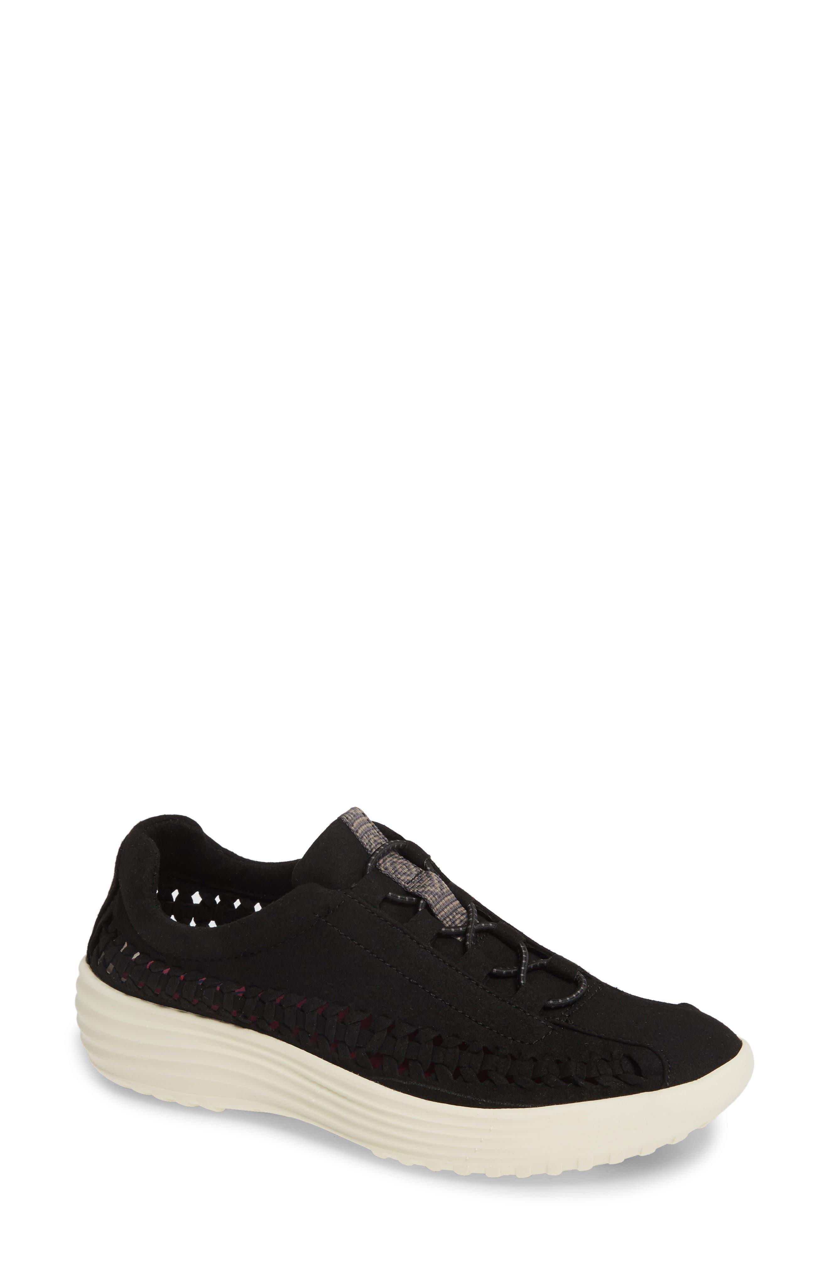 Bionica Marea Slip-On Sneaker- Black