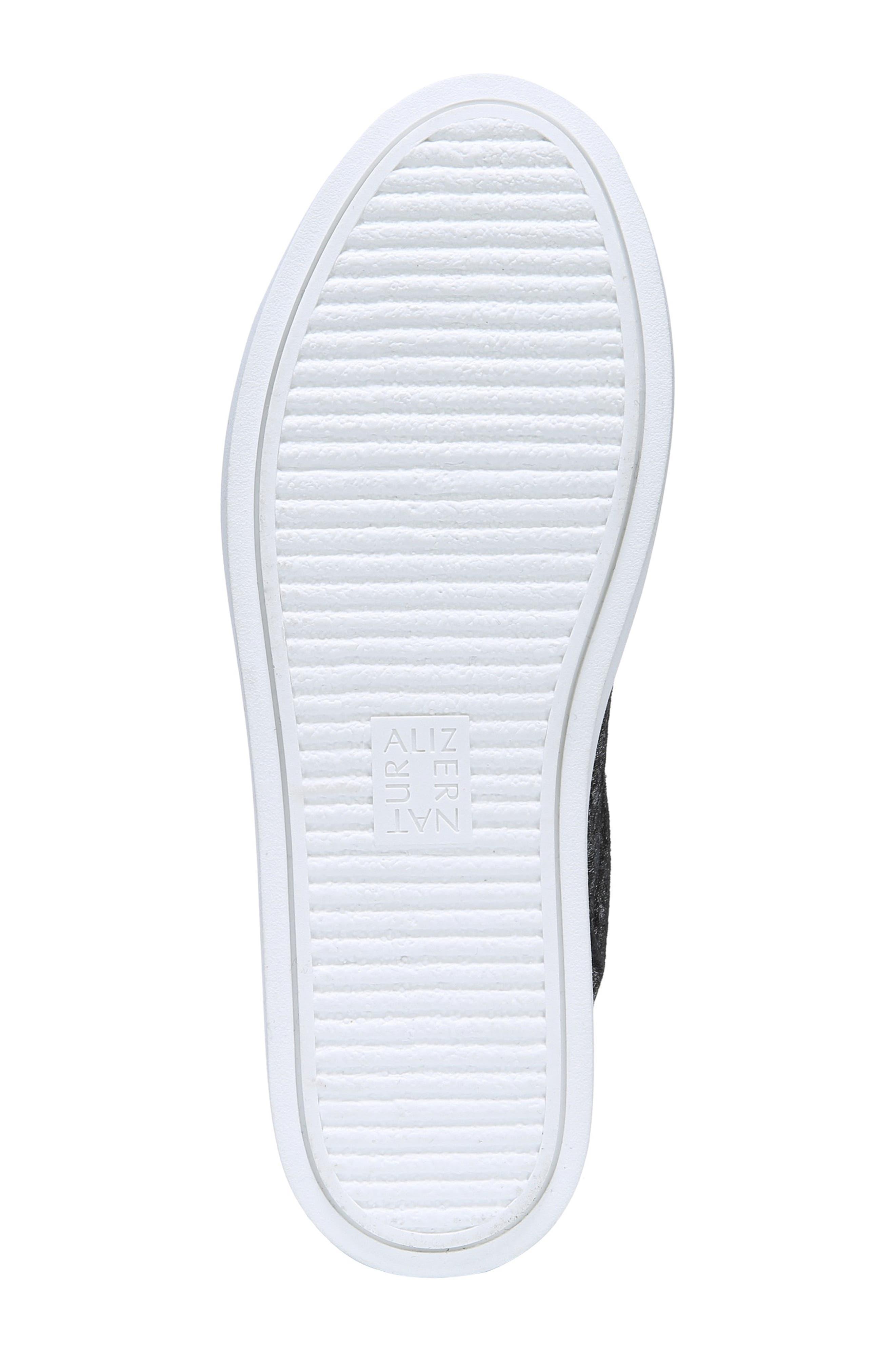 ,                             Cairo Sneaker,                             Alternate thumbnail 6, color,                             PEWTER VELVET