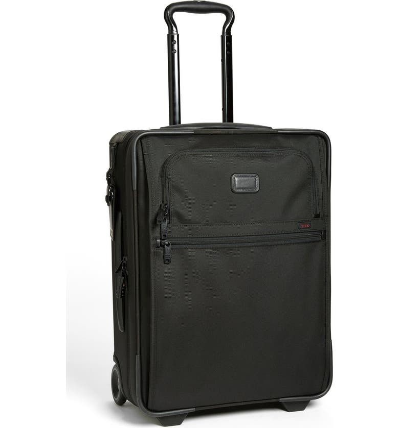 TUMI 'Alpha 2' Frequent Traveller Expandable Wheeled Packing Case, Main, color, 001