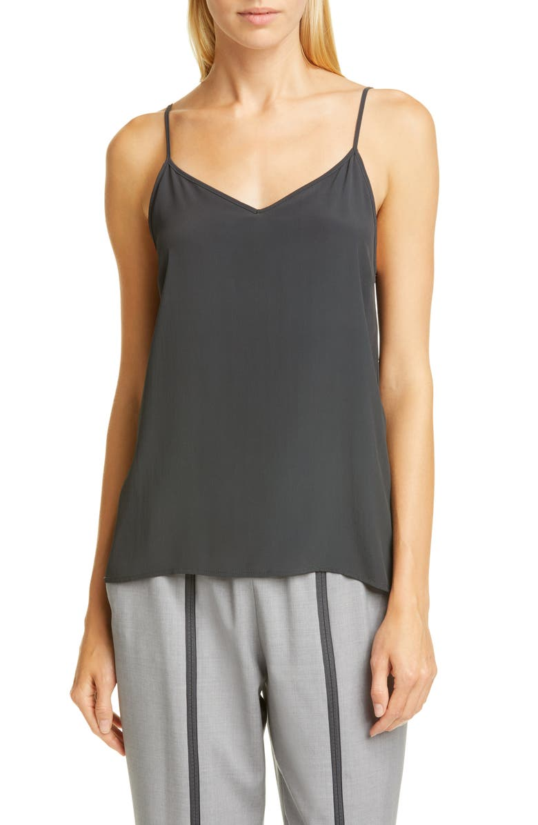 FABIANA FILIPPI V-Neck Camisole, Main, color, 001