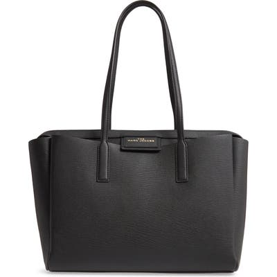 The Marc Jacobs Protege Leather Tote - Black