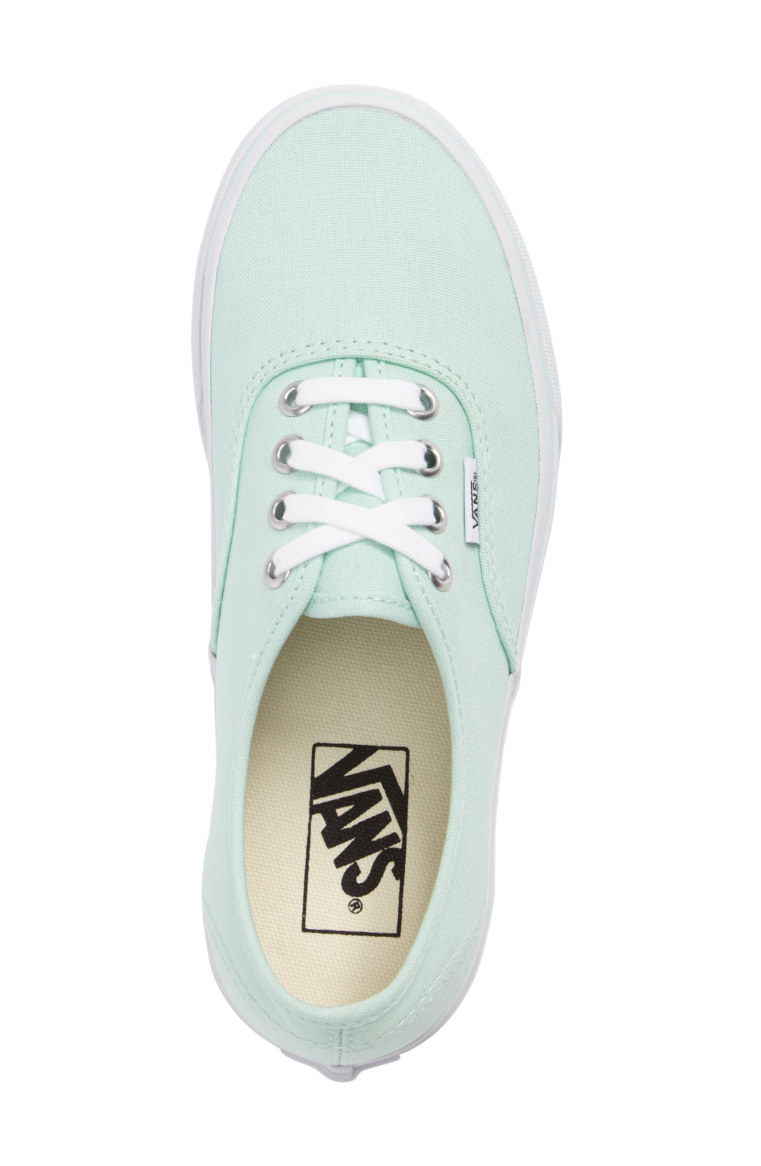 ,                             'Authentic' Sneaker,                             Alternate thumbnail 631, color,                             410