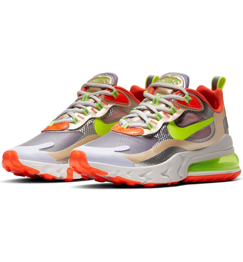 Nike Air Max 270 Orange Sneaker | HYPEBAE