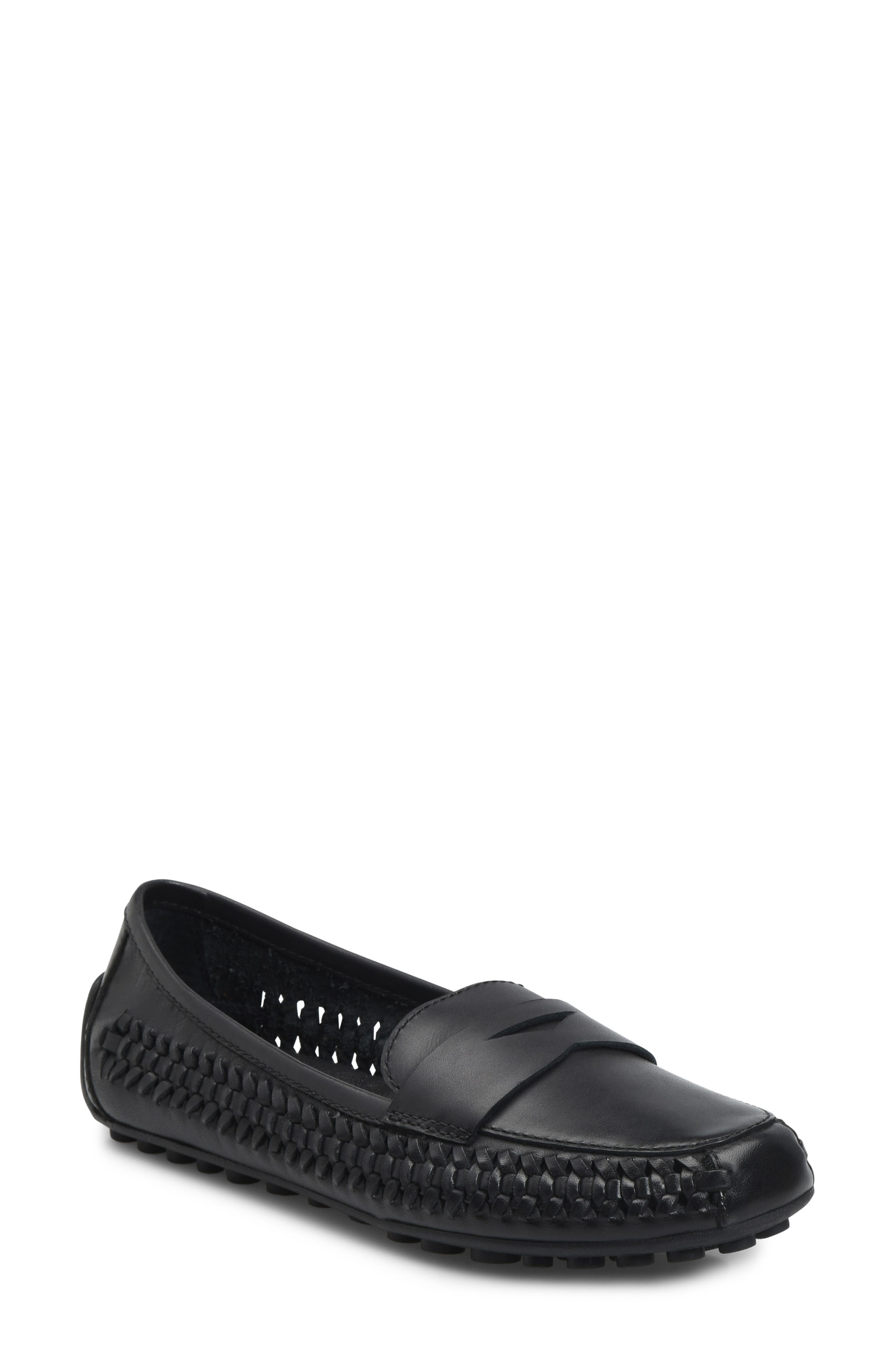 B?rn Malena Driving Loafer, Black