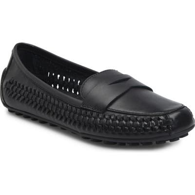 B?rn Malena Driving Loafer, Black