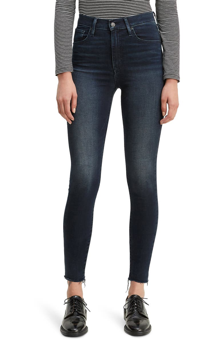 LEVI'S<SUP>®</SUP> Mile High Super Skinny Jeans, Main, color, ROGUE WAVE