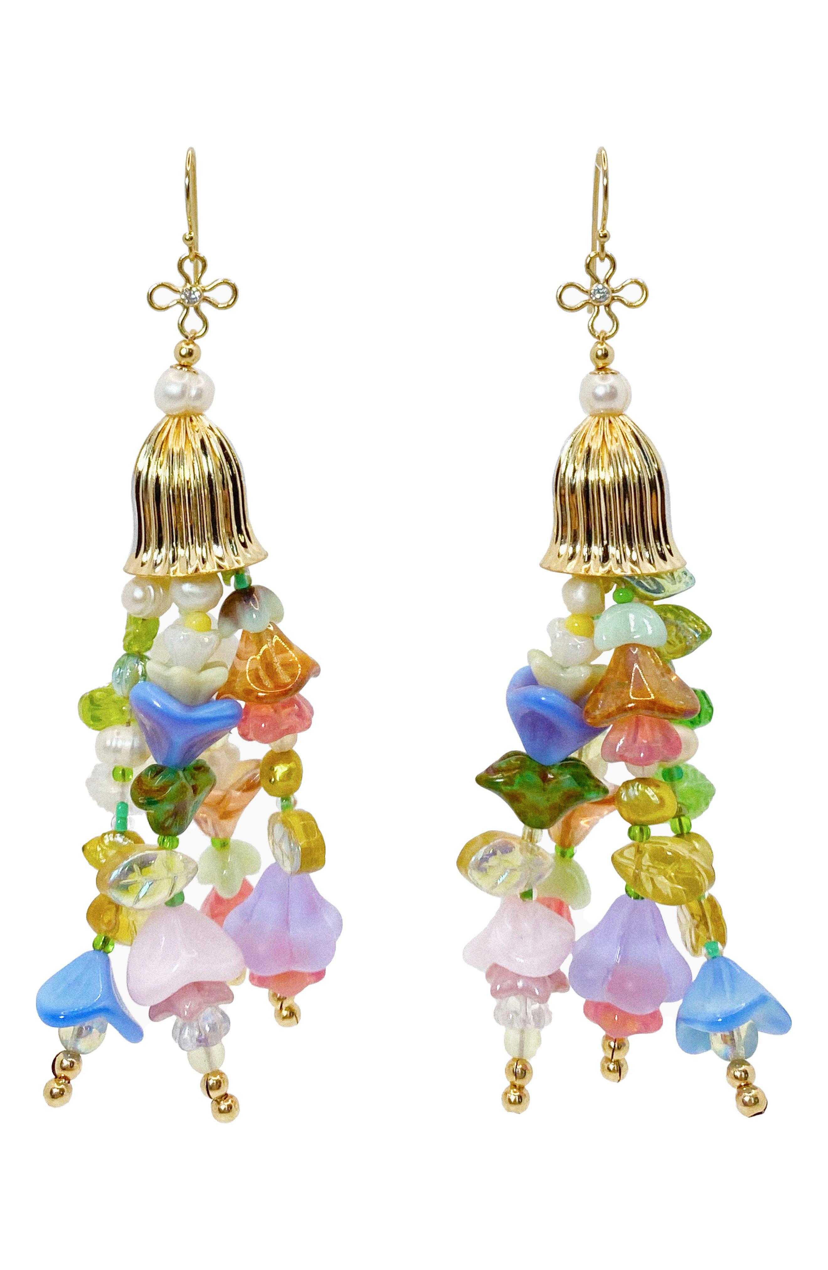 Parfum Drop Earrings (Nordstrom Exclusive)