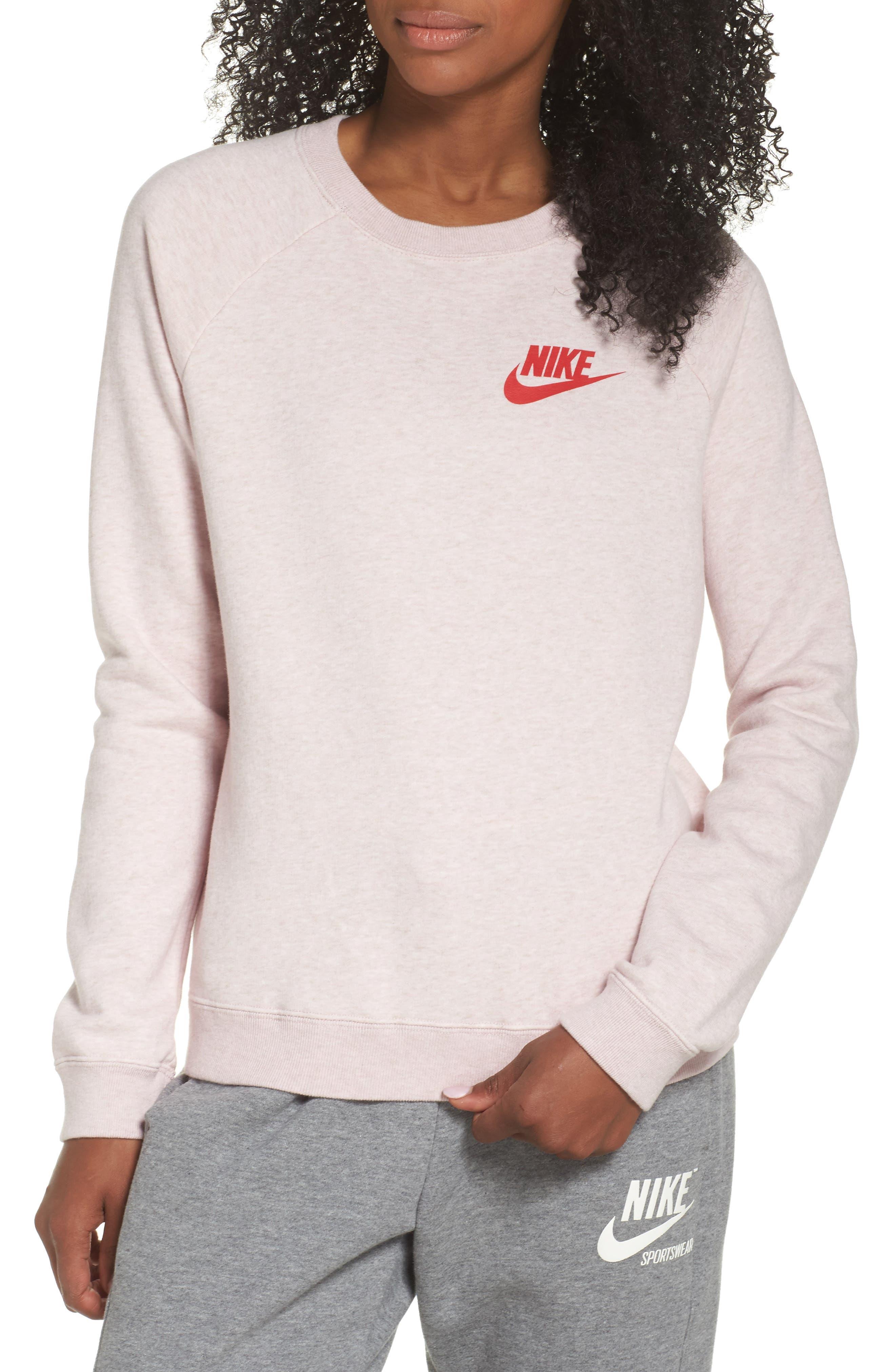 Nike Sportswear Rally Sweatshirt Nordstrom Rack [ 4048 x 2640 Pixel ]