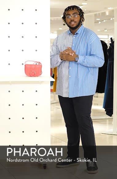 Mini Hana Leather Crossbody Bag, sales video thumbnail