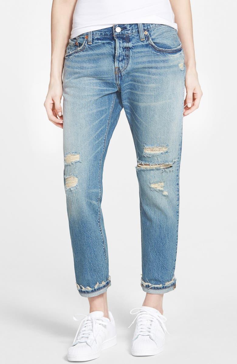 17f6a555 Levi's® '501® CT' Boyfriend Jeans (Precita) | Nordstrom
