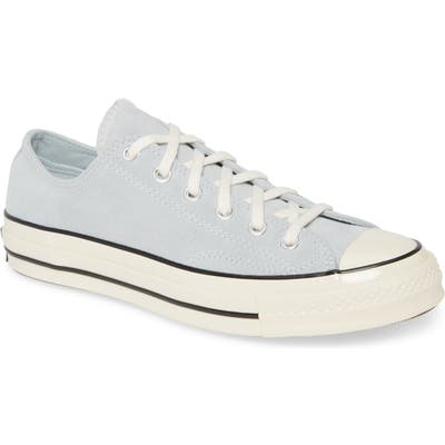 Converse Chuck Taylor All Star 70 Suede Low Top Sneaker- Blue