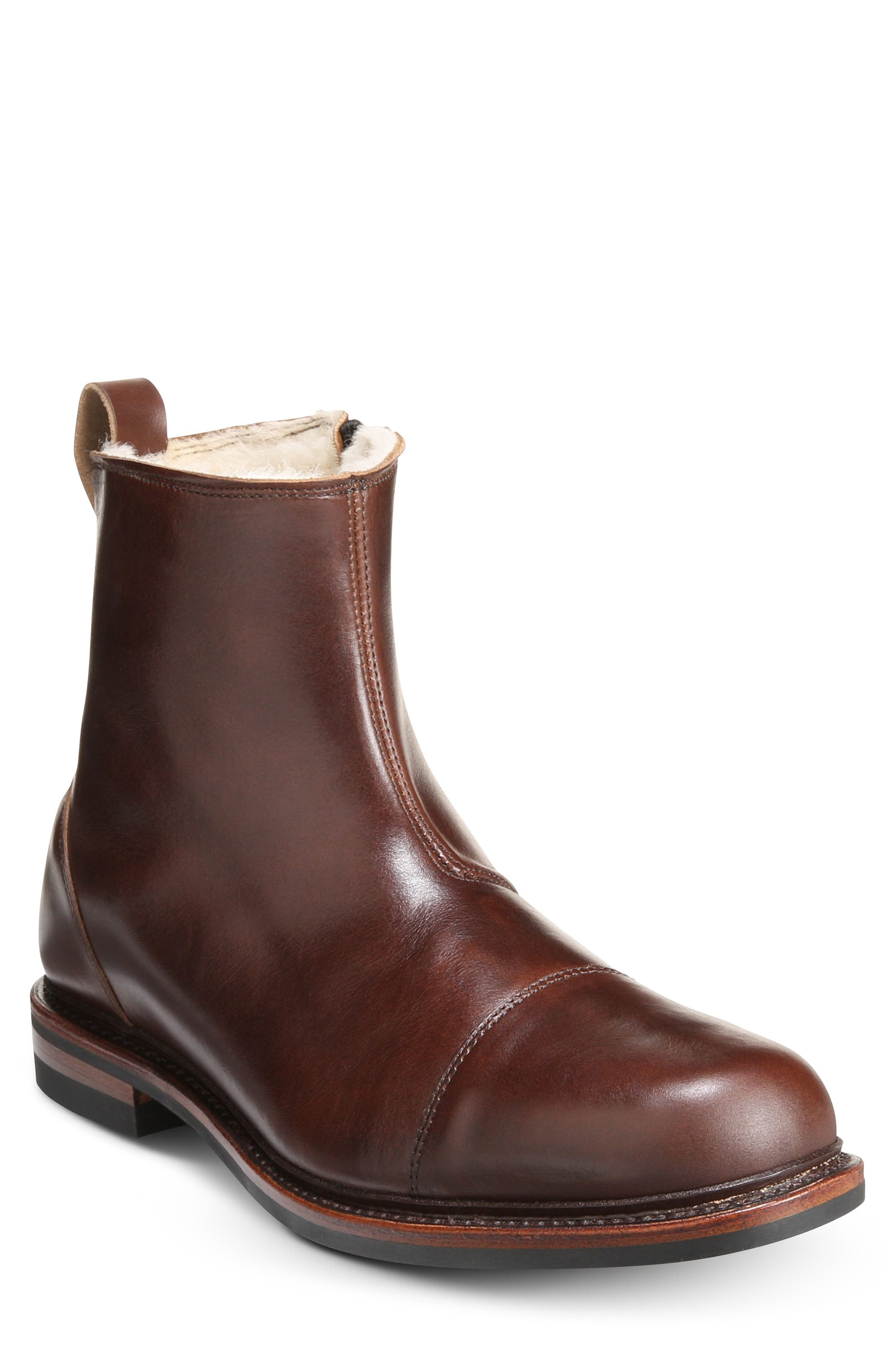 Himalaya Zip Boot