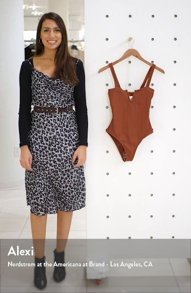Cha Cha One-Piece Swimsuit, sales video thumbnail