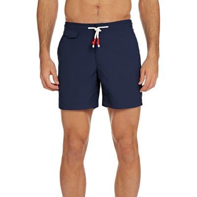 Orlebar Brown Standard Swim Trunks, Blue