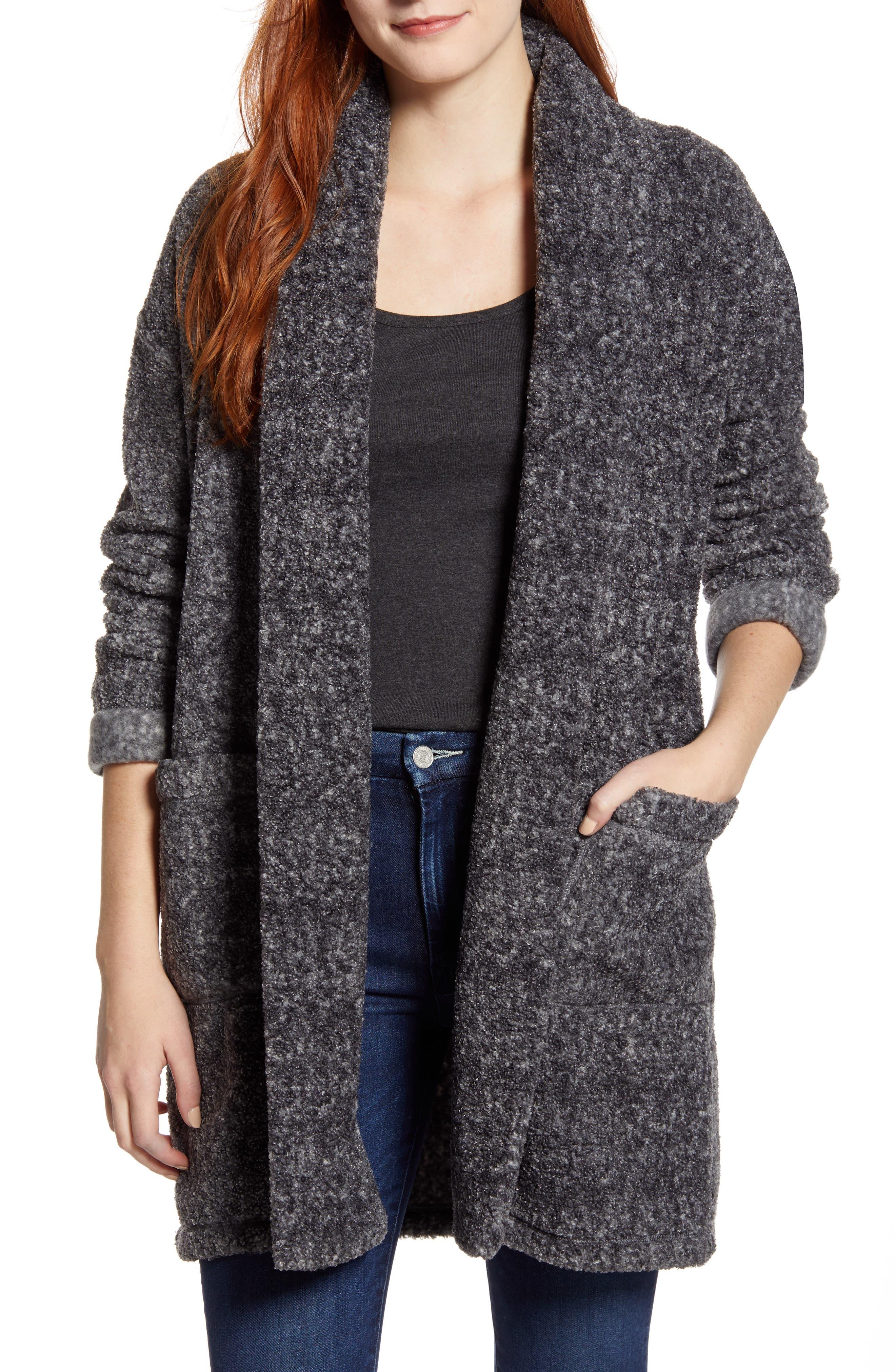 Faux Fur Jacket by Caslon®