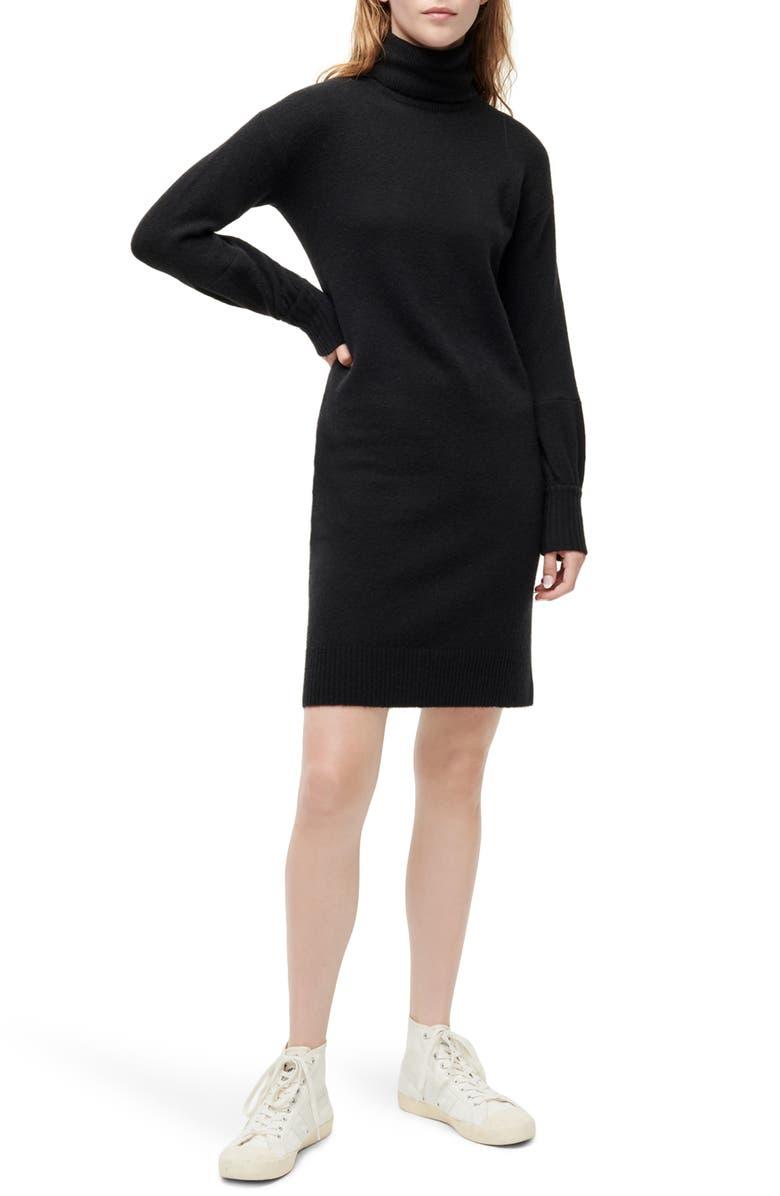 Supersoft Turtleneck Sweater Dress