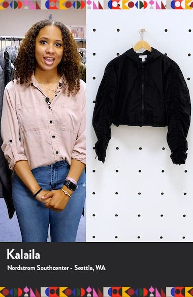 Brookside Sweater, sales video thumbnail