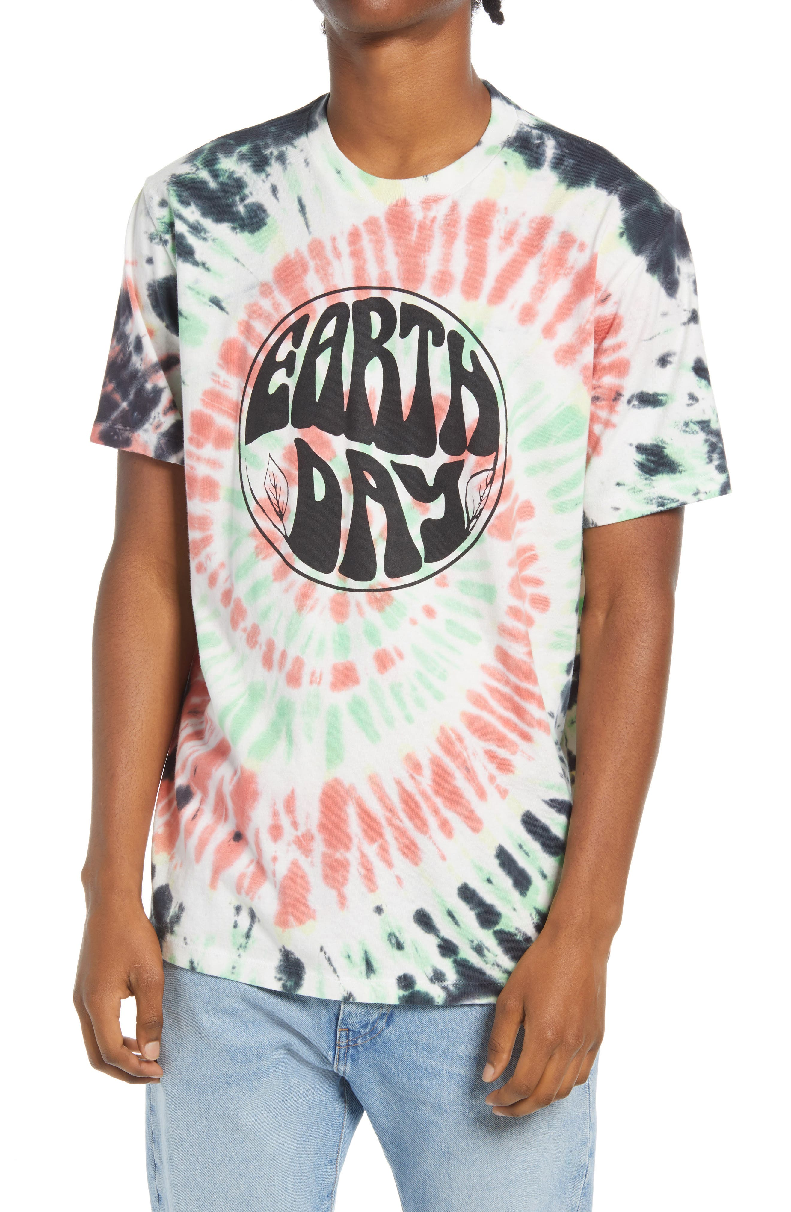 Earth Day Graphic Tee