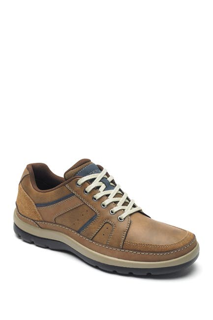 Image of Rockport Get Your Kicks Mudguard Blucher - Wide Width Available