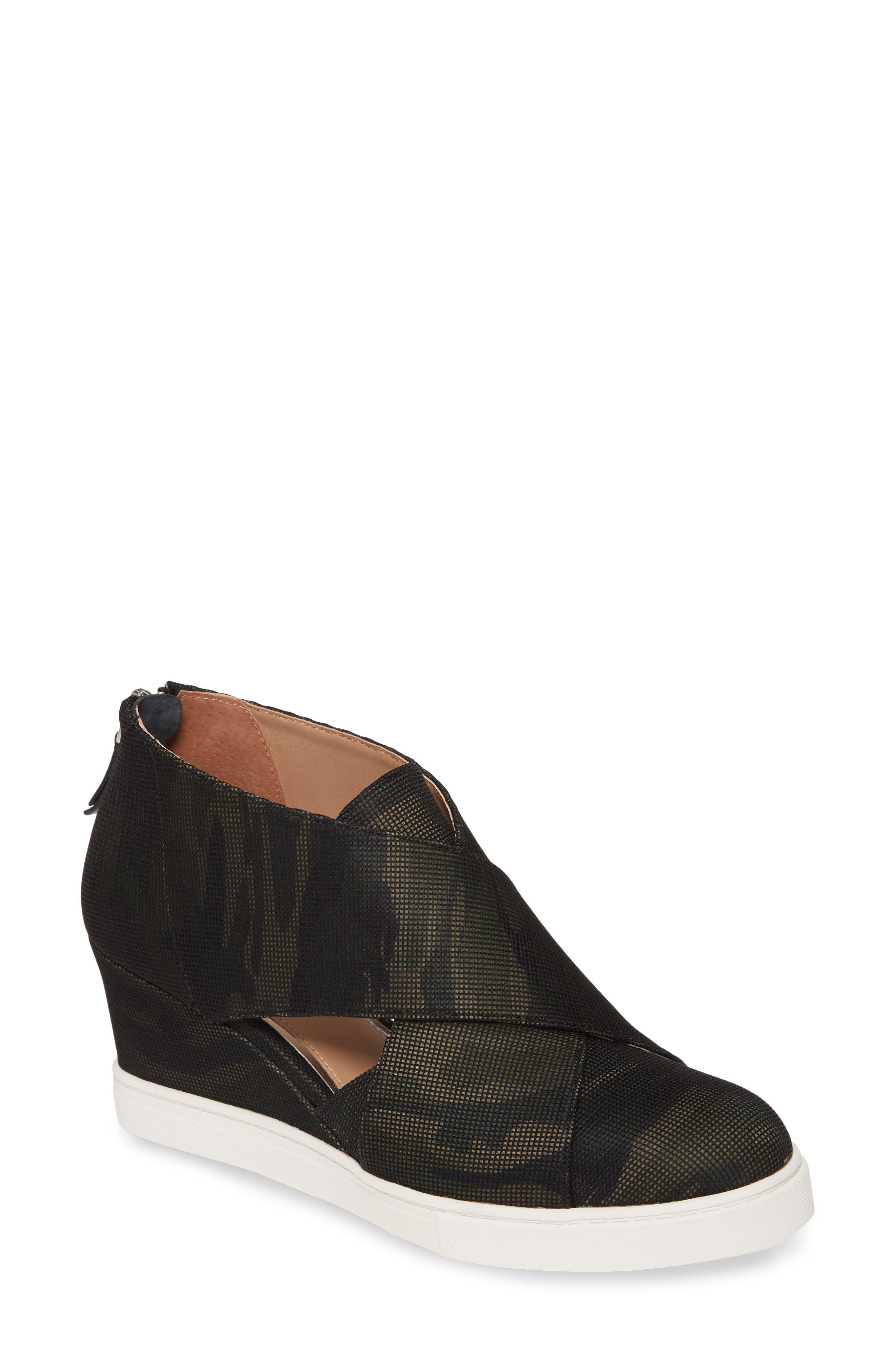Linea Paolo   Faith Wedge Sneaker