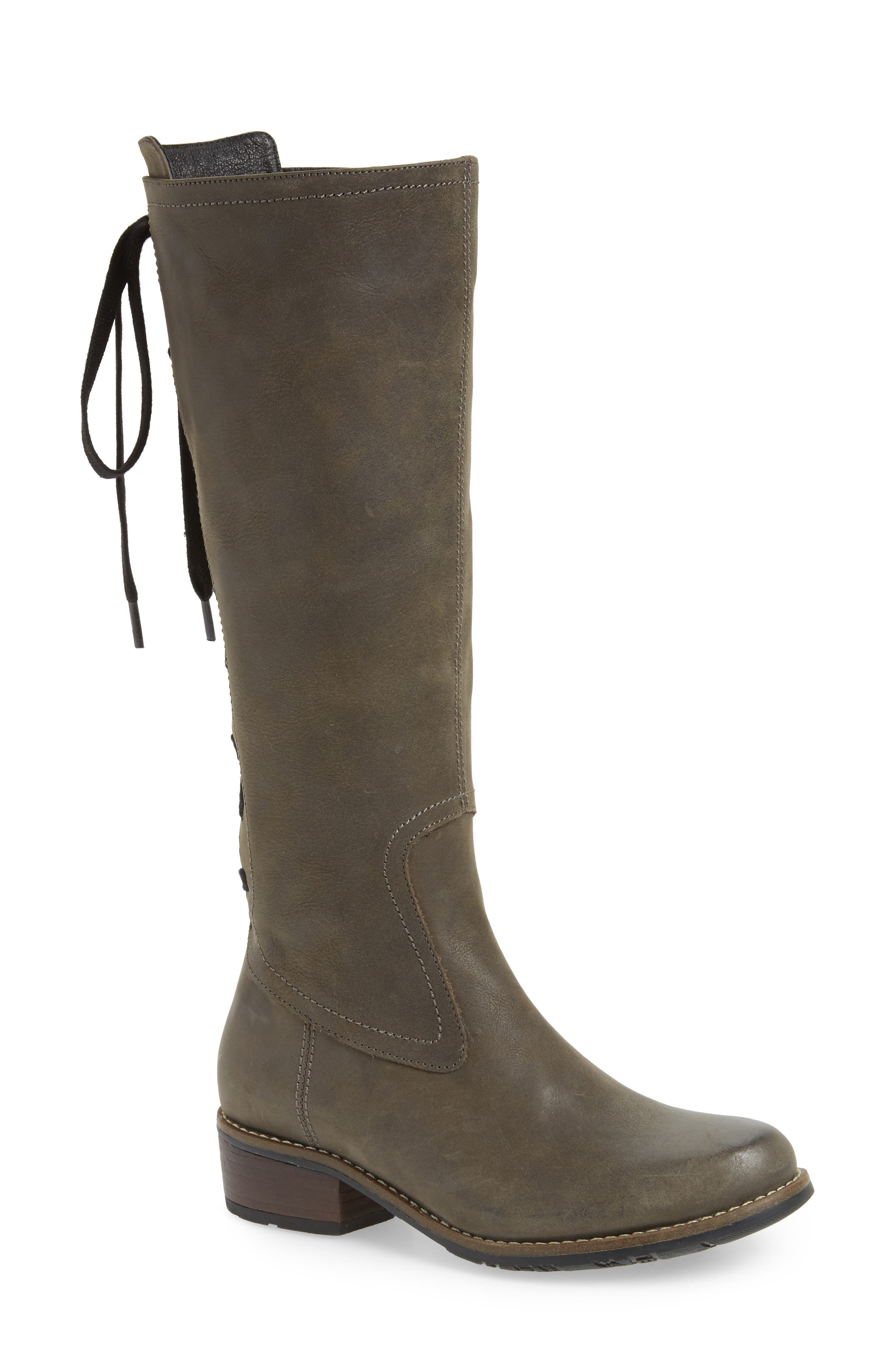 Wolky Pardo Boot - Grey