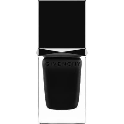 Givenchy Le Vernis Nail Polish - 4 Noir Revelateur