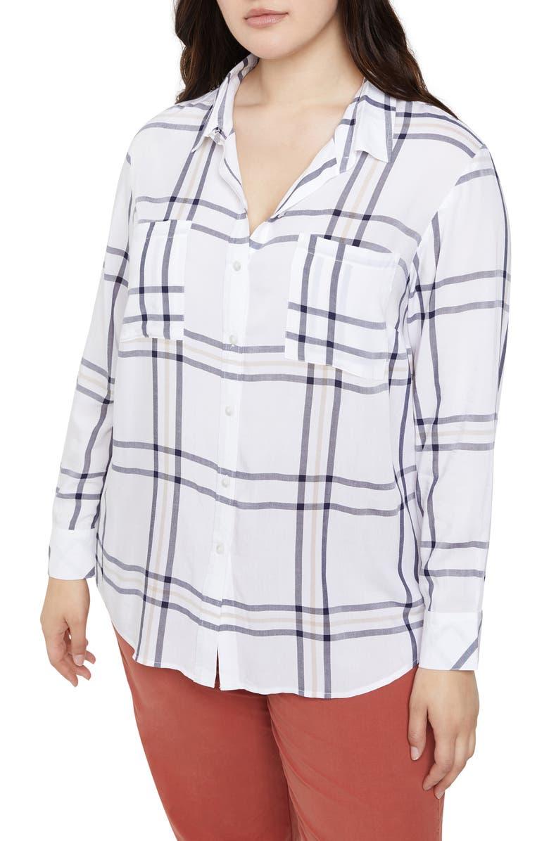 SANCTUARY Favorite Boyfriend Shirt, Main, color, 405