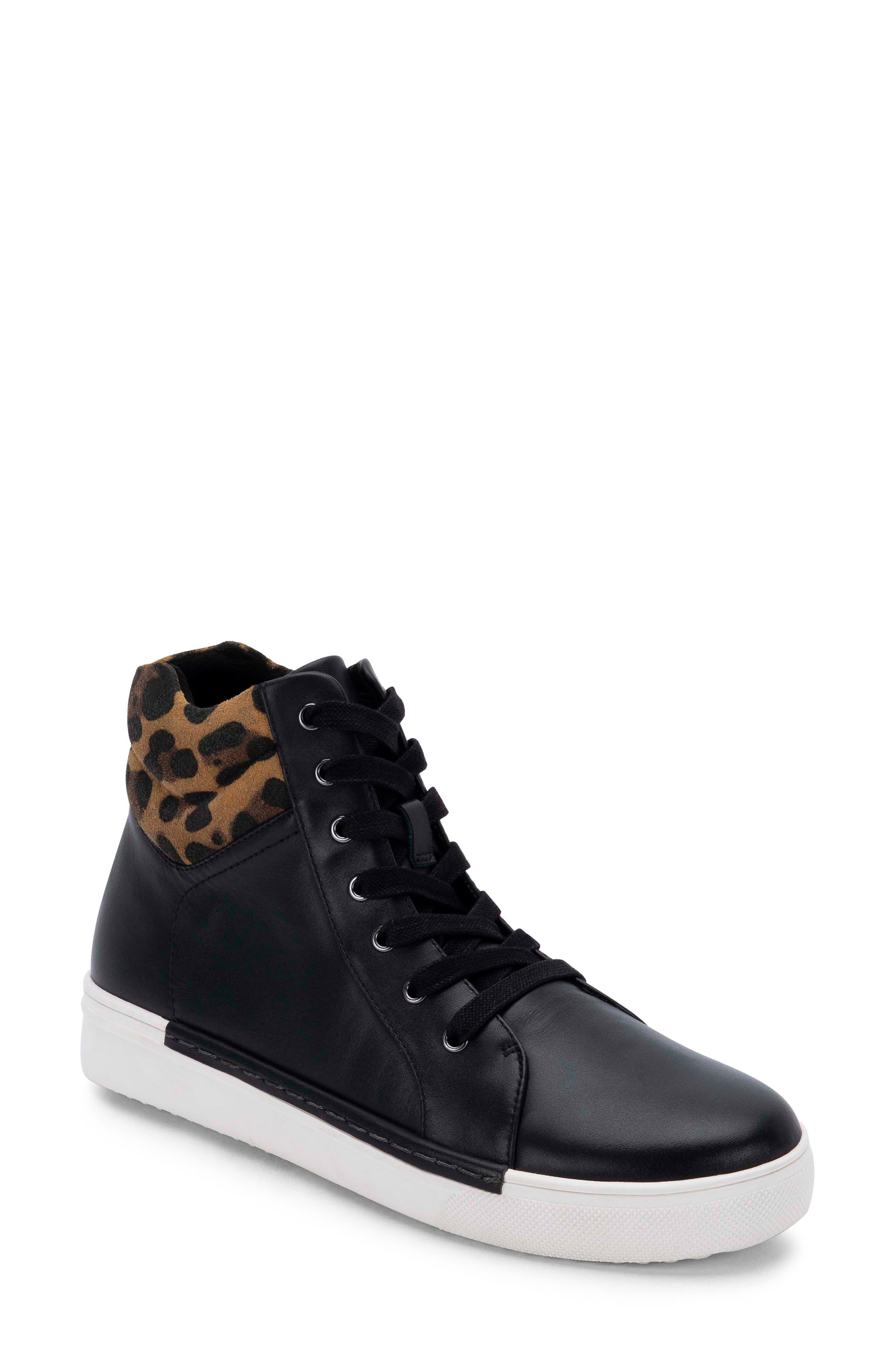 Grazen Waterproof High Top Sneaker
