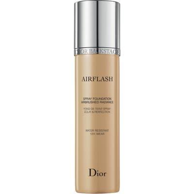 Dior Diorskin Airflash Spray Foundation - 2 Warm Olive