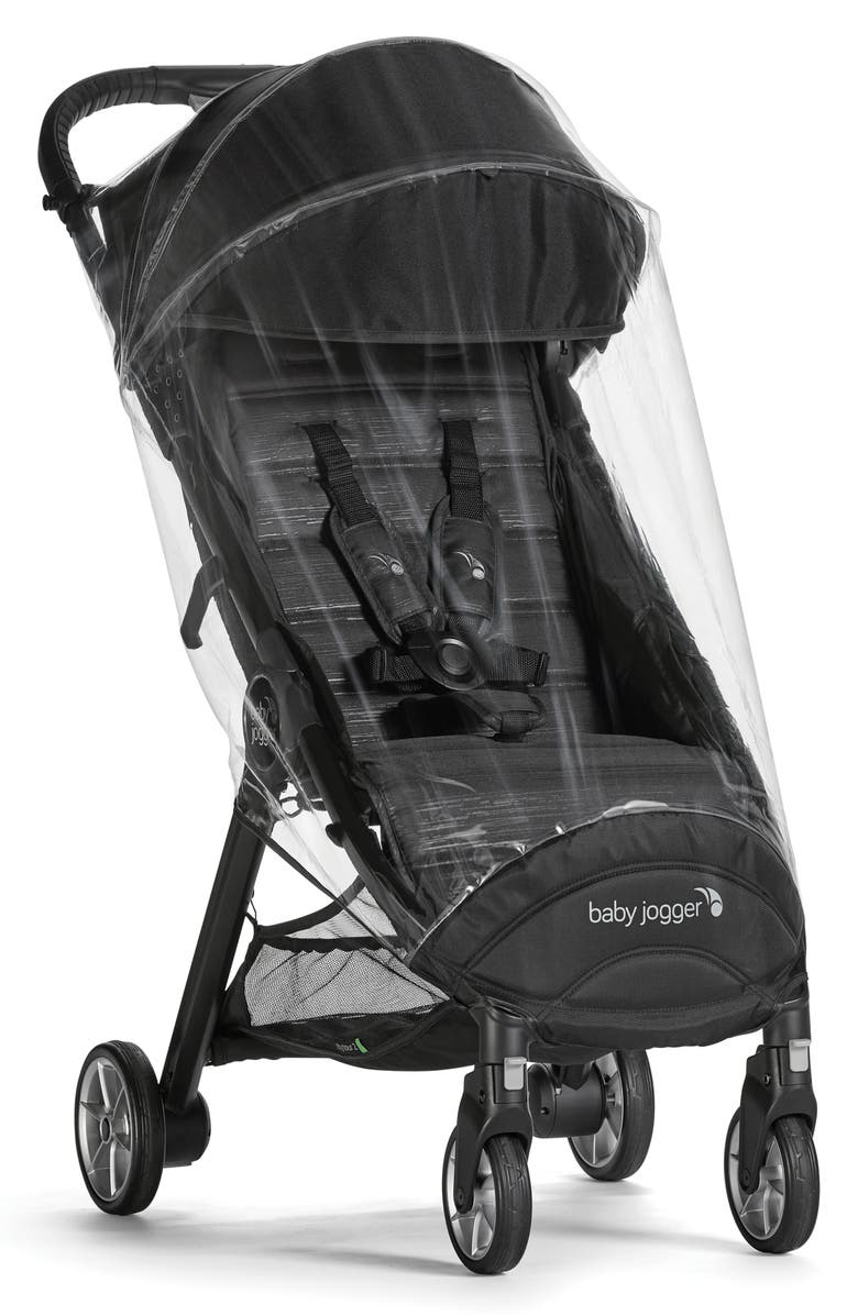 BABY JOGGER City Tour<sup>®</sup> 2 Weather Shield, Main, color, CLEAR