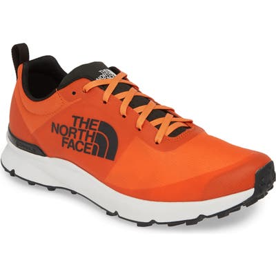 The North Face Milan Hiking Sneaker, Orange