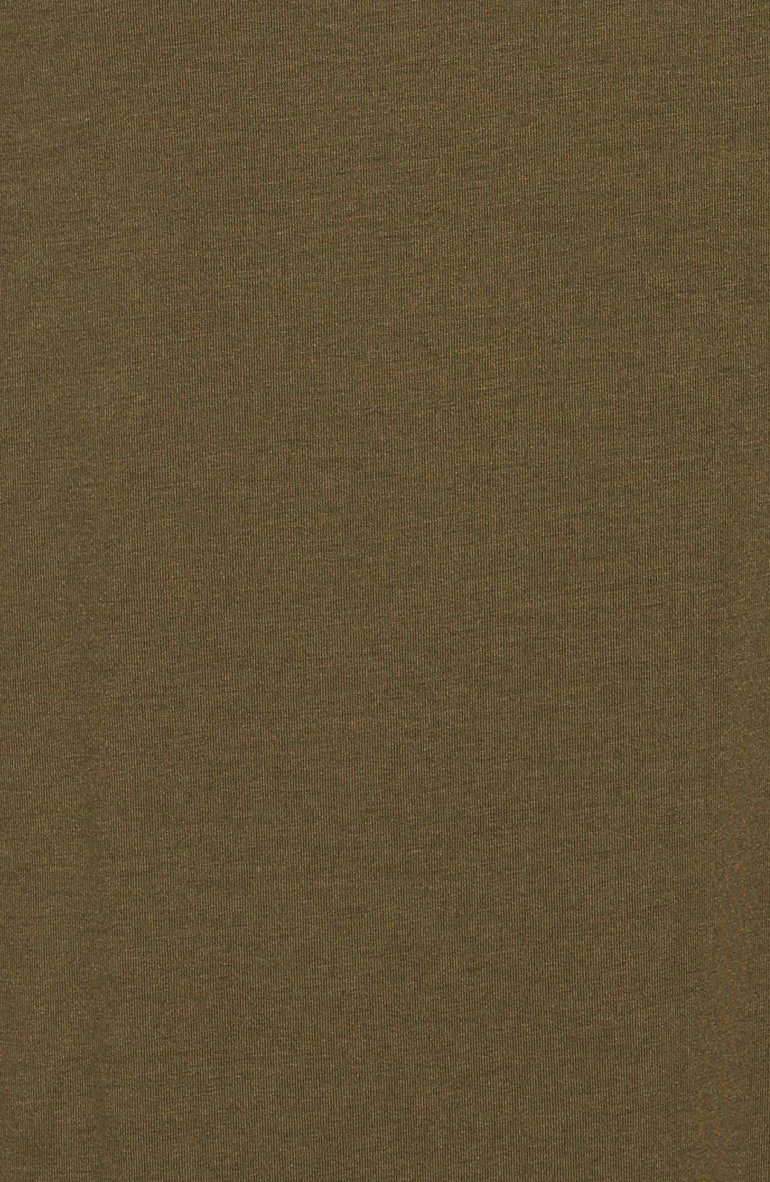 ,                             High Neck Maxi Dress,                             Alternate thumbnail 85, color,                             302