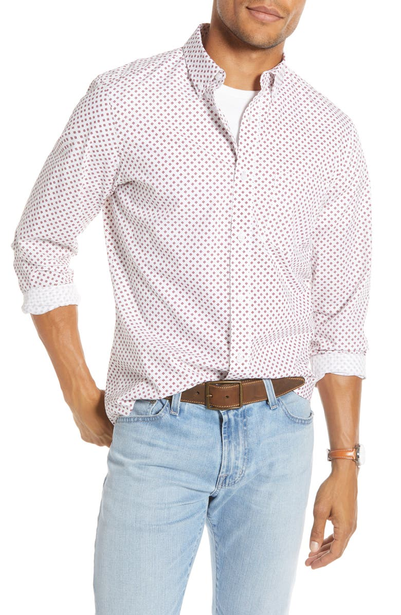 1901 Trim Fit Button Down Shirt