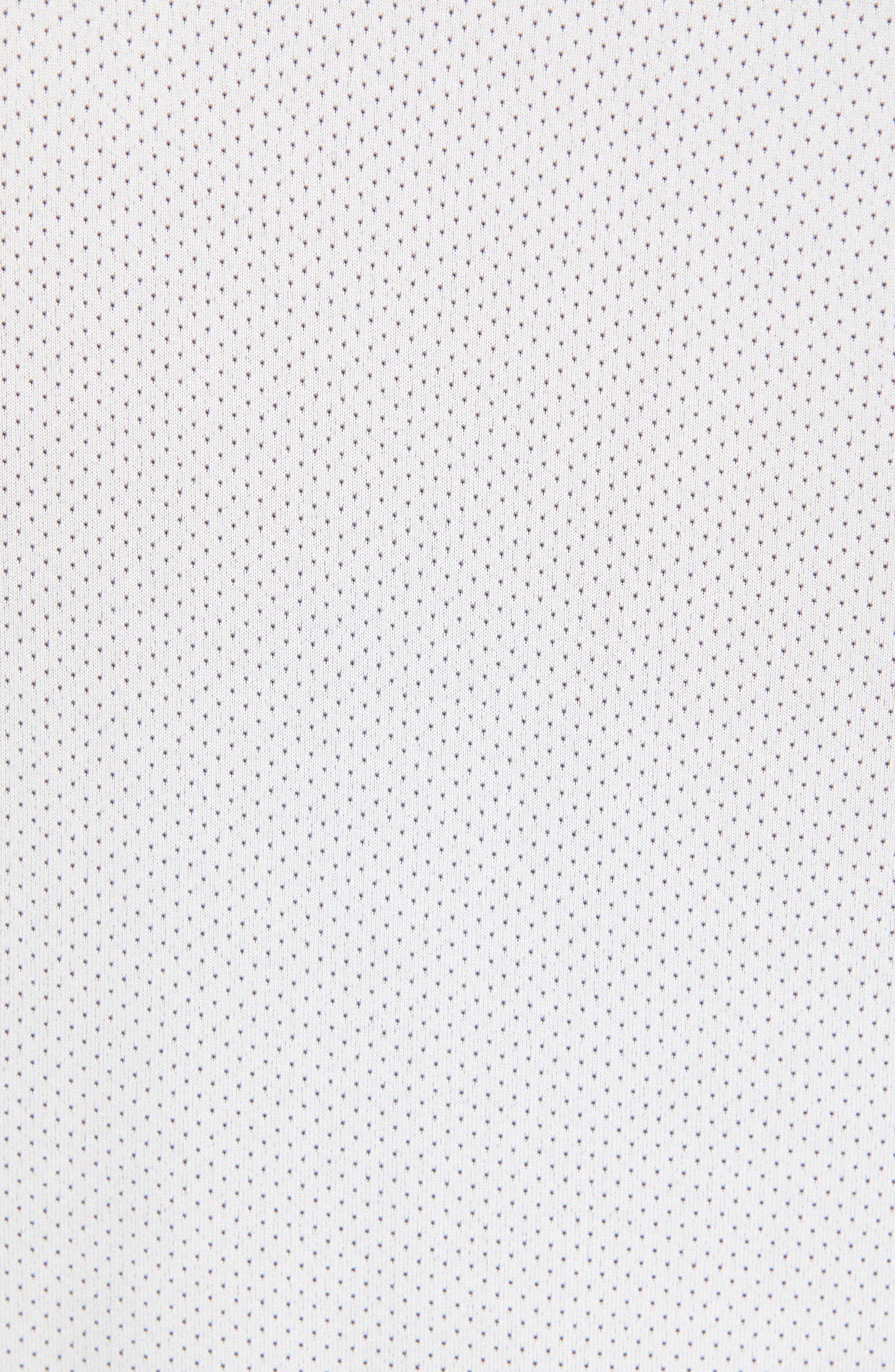 ,                             Pro Dri-FIT Perforated T-Shirt,                             Alternate thumbnail 5, color,                             VAST GREY/ GUNSMOKE/ VAST GREY