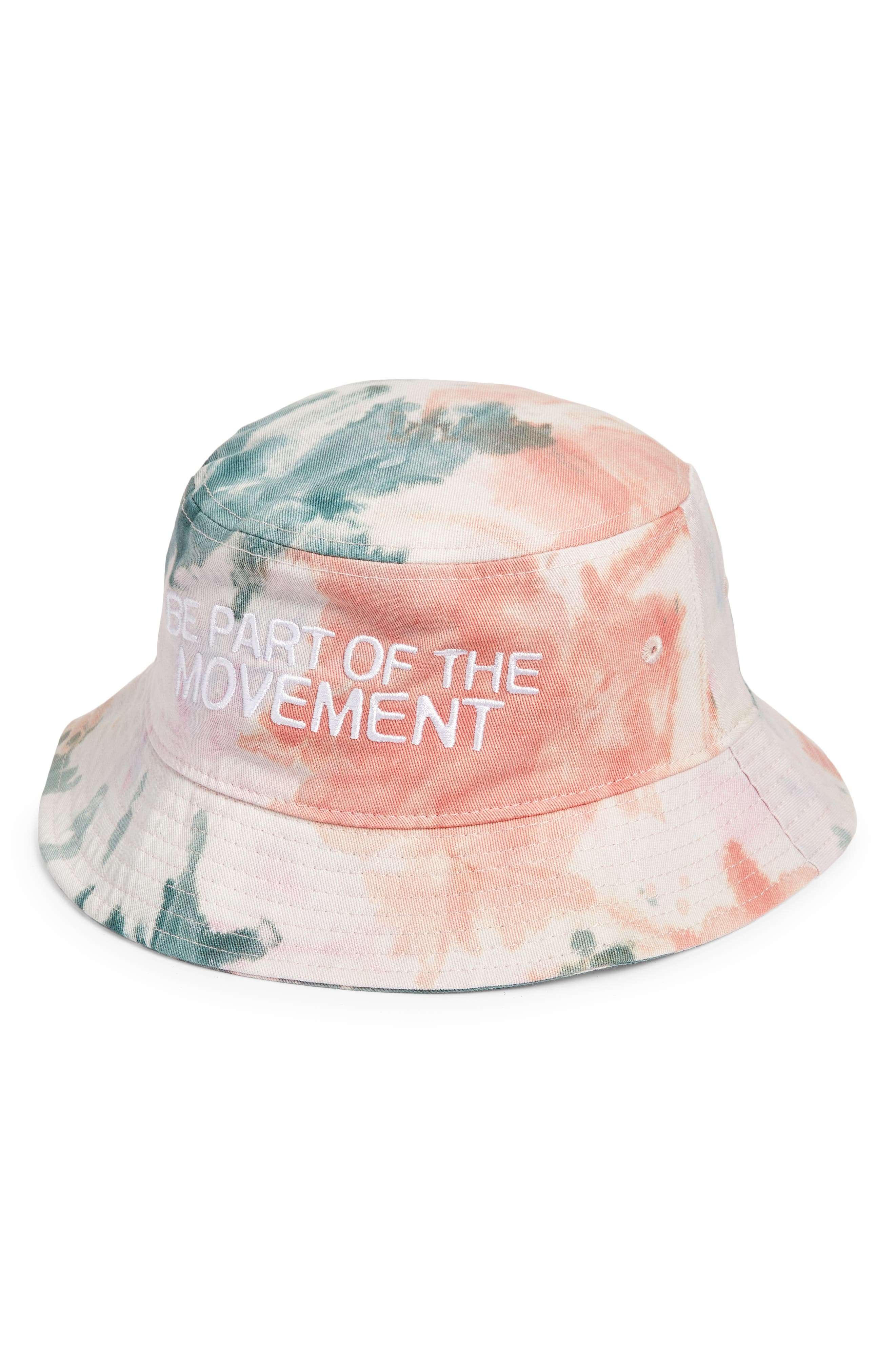 Be Part Of The Movement Bucket Hat