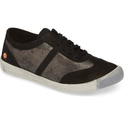 Softinos By Fly London Ifi Sneaker-6- Grey