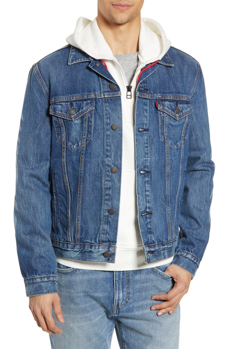Levi's® x Justin Timberlake Denim Trucker Jacket | Nordstrom