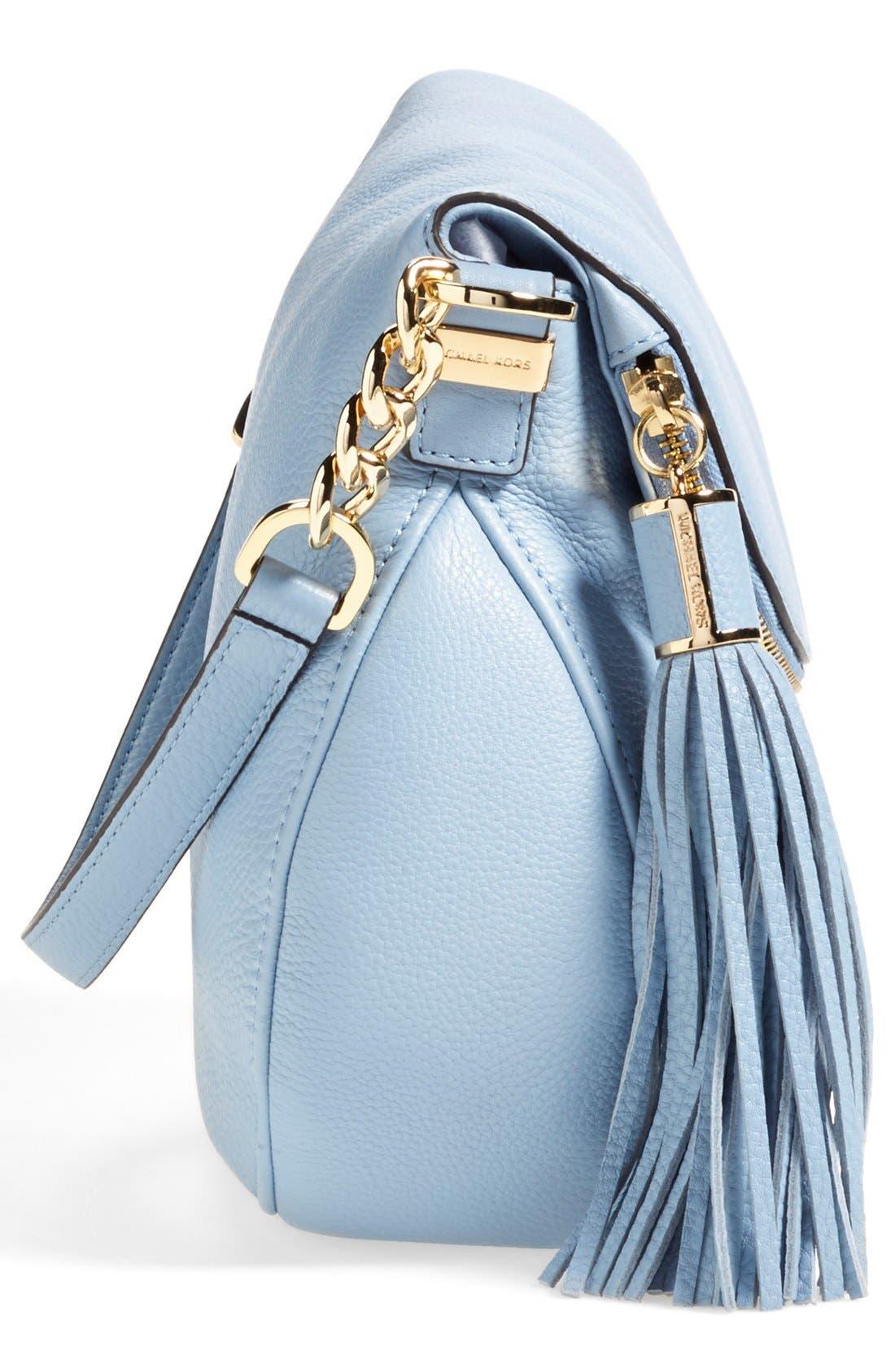 ,                             'Bedford Tassel - Medium' Convertible Leather Shoulder Bag,                             Alternate thumbnail 40, color,                             487