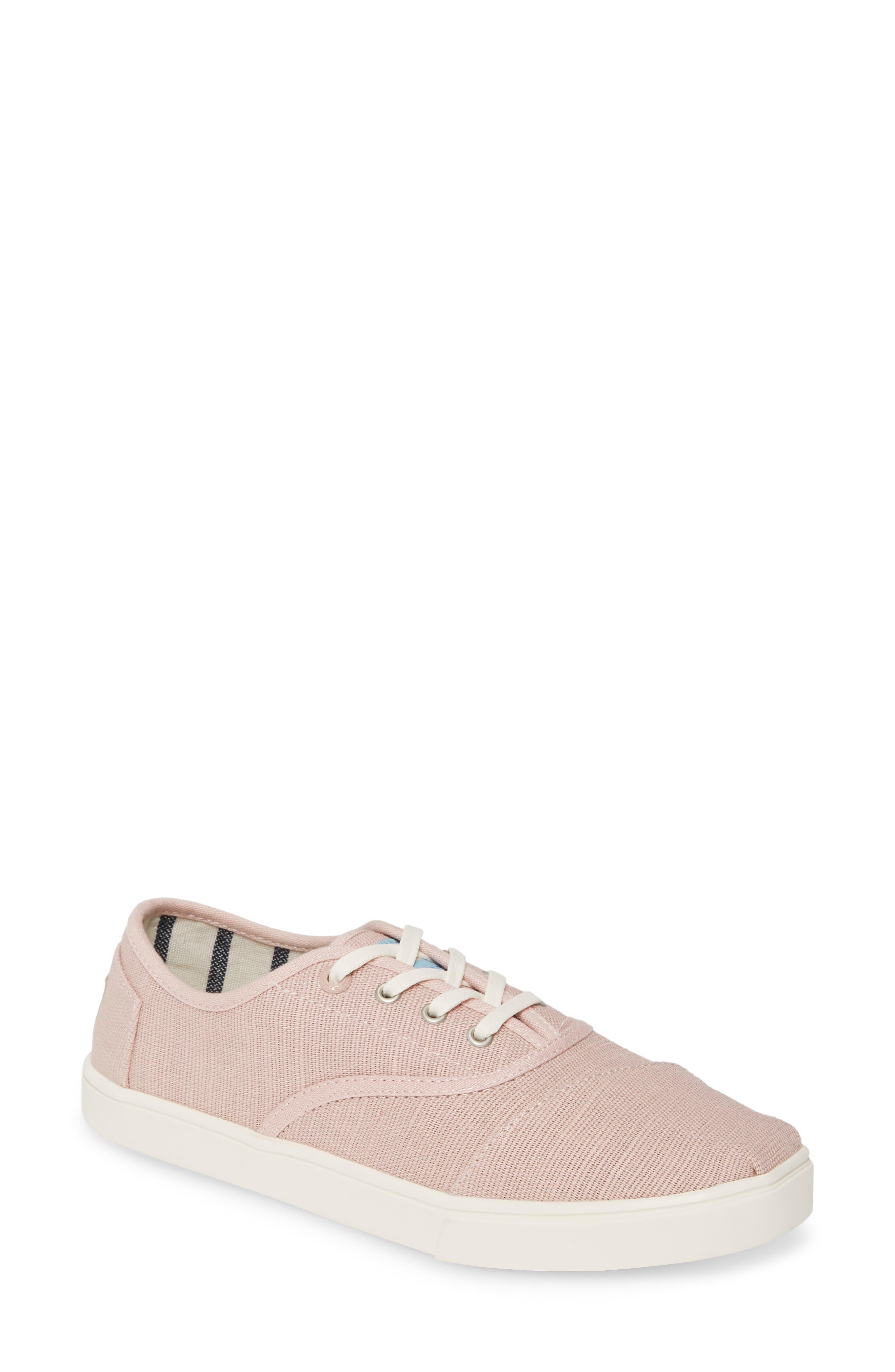 Toms Cordones Sneaker B - Pink