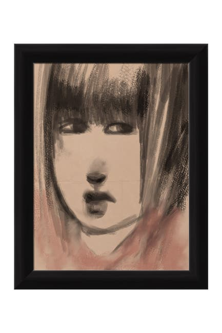 Image of PTM Images Bangs Framed Giclee Print