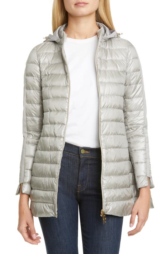Herno HIGH/LOW DOWN PUFFER COAT