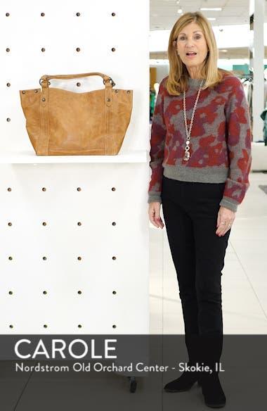 Melissa Leather Shoulder Bag, sales video thumbnail