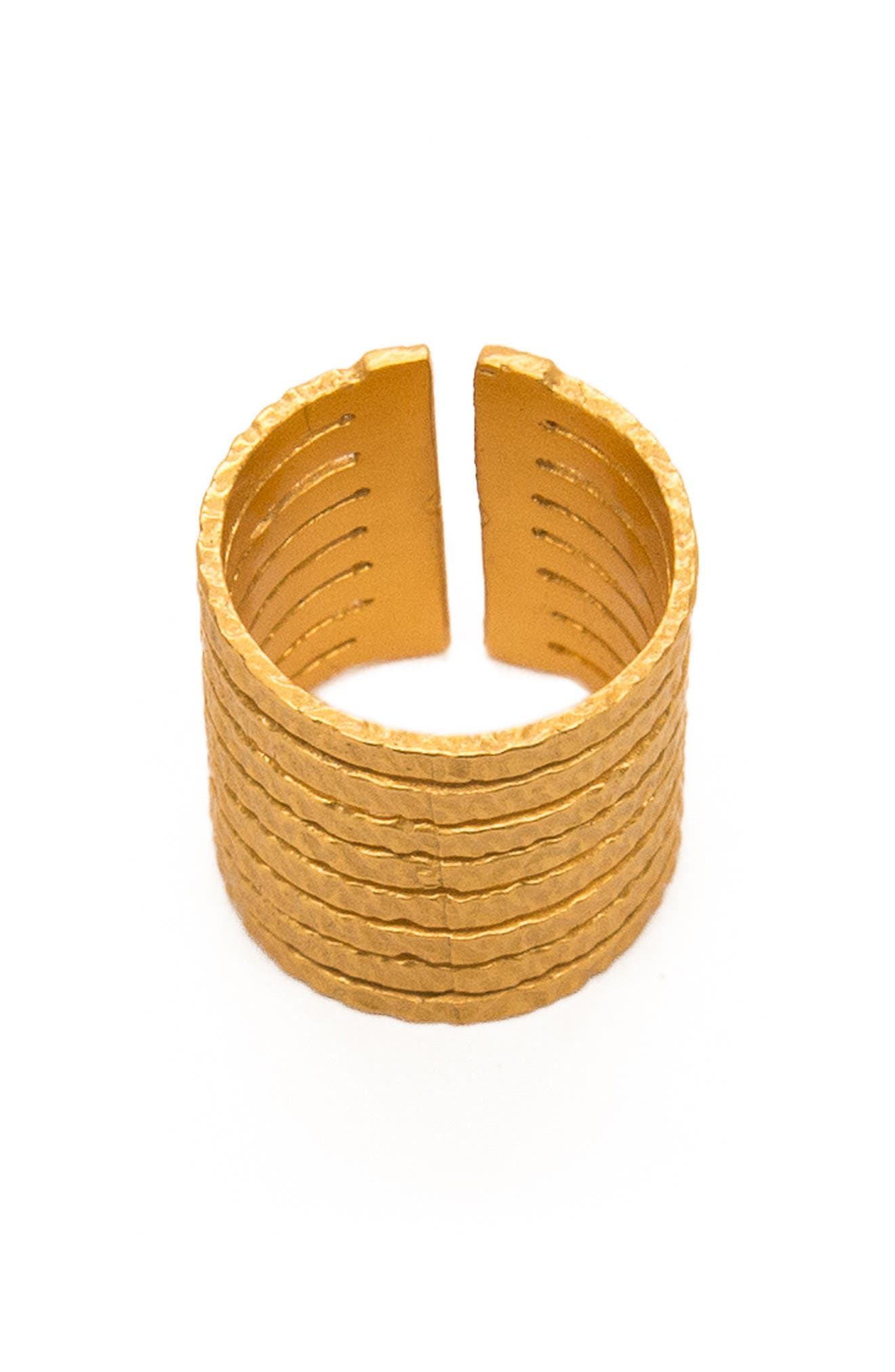 Deco Wire Open Ring