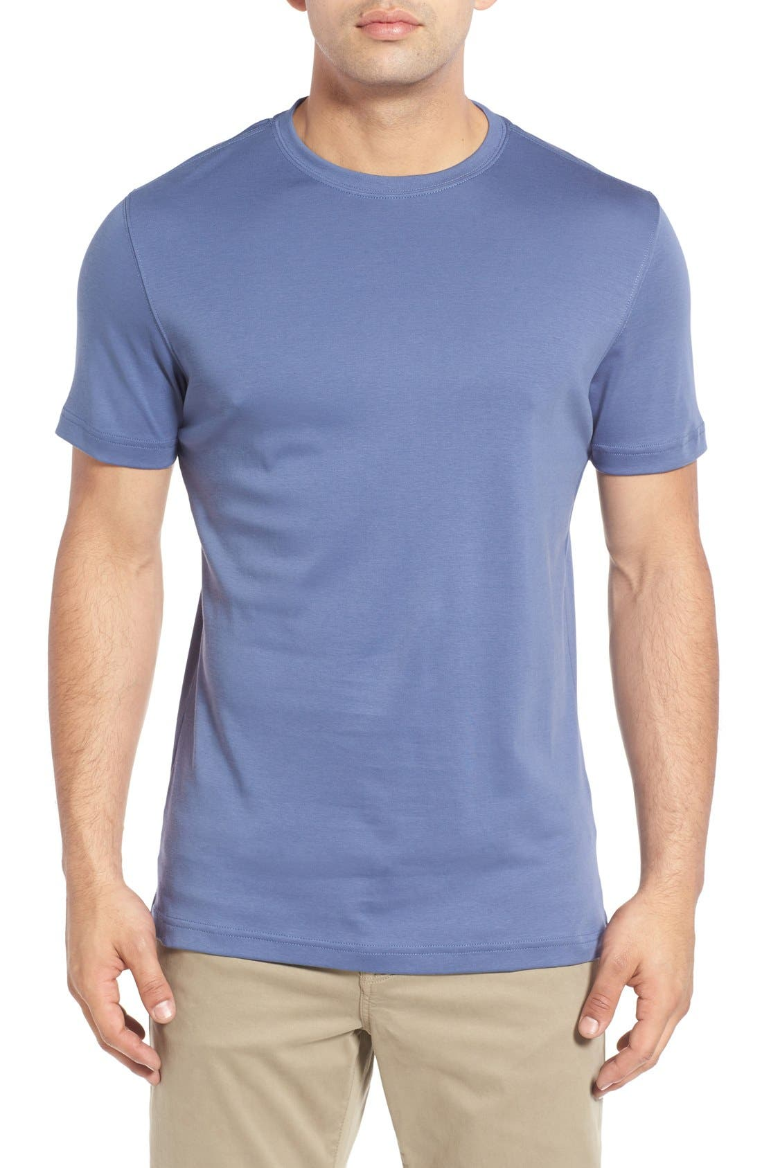 ,                             Georgia Crewneck T-Shirt,                             Main thumbnail 330, color,                             471