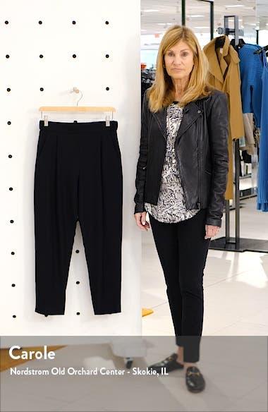 Aleida Crop Trousers, sales video thumbnail