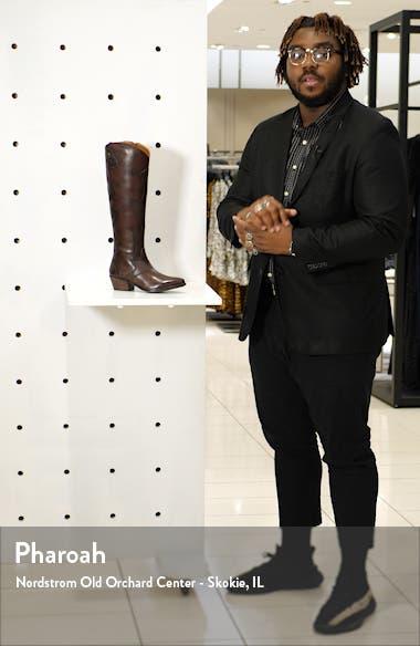 Vergel Tall Western Boot, sales video thumbnail