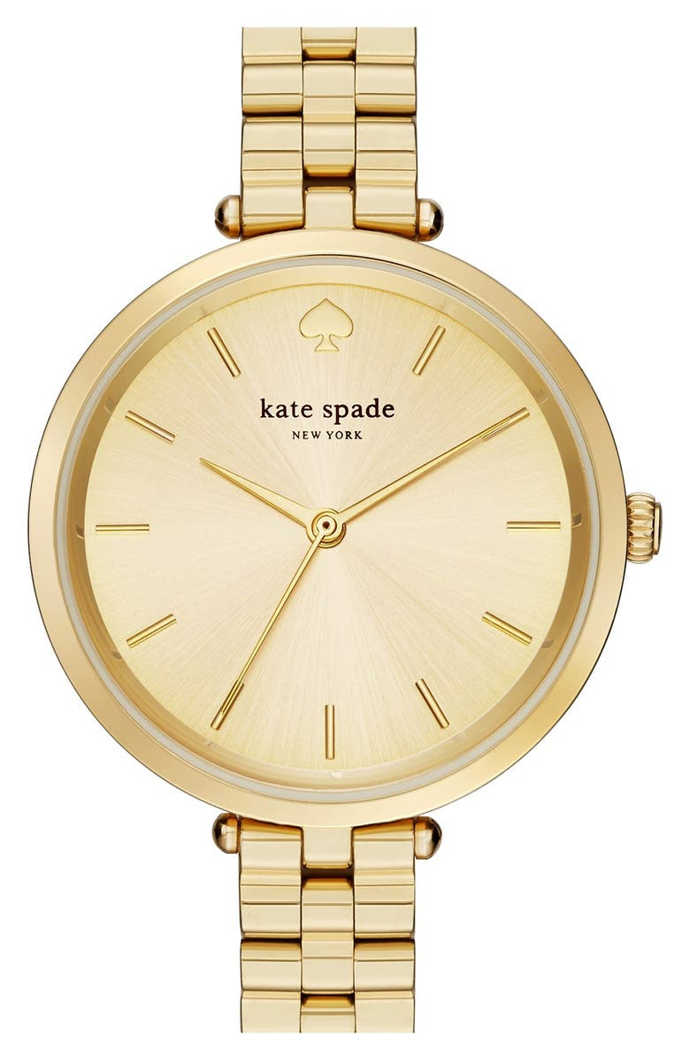 KATE SPADE NEW YORK holland bracelet watch, 34mm, Main, color, 710